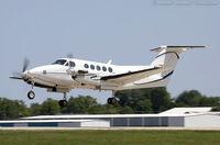 N44UF - Beech 200 Super King Air  C/N BB-36, N44UF