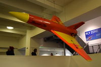 1364 @ SCIM - Meggitt BTT-3 Banshee 300, on display at the Science Museum, London.