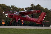 N123T @ KOSH - PZL-Warszawa Okecie PZL-104MA Wilga 2000  C/N 00060024, N123T