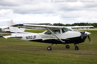 N182JF @ KOSH - Cessna 182RG Skylane  C/N R18201193, N182JF