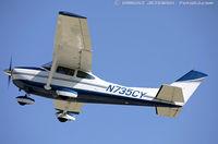 N735CY @ KOSH - Cessna 182Q Skylane  C/N 18265330, N735CY