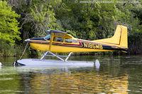 N185MB @ KOSH - Cessna A185F Skywagon  C/N 18503244, N185MB