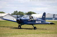 N1420R @ KOSH - Grumman American AA-1B Trainer  C/N AA1B-0520, N1420R