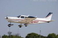 N215ST @ KOSH - Piper PA-32-260 Cherokee Six  C/N 32-891, N215ST