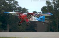 N318JJ @ KOSH - Skystar Kitfox Series 5  C/N S9601-166, N318JJ - by Dariusz Jezewski www.FotoDj.com