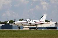 N485CB @ KOSH - Cessna 421C Golden Eagle  C/N 421C0466, N485CB