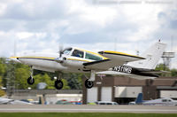 N511MB @ KOSH - Cessna 310R  C/N 310R0599, N511MB