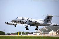 N547PA @ KOSH - Gates Learjet Corp. 36 C/N 12, N547PA
