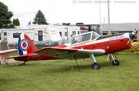 N833WP @ KOSH - De Havilland Canada DHC-1 Chipmunk T.10  C/N C1/0714, N833WP