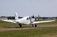 N909RC @ KOSH - Beech E33C Bonanza  C/N CJ-18, N909RC