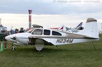 N234M @ KOSH - Cessna 320D Executive Skyknight  C/N 320D0069, N234M