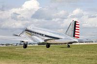 N341A @ KOSH - Douglas DC-3  C/N 2145, N341A