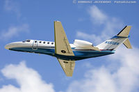 N550BW @ KOSH - Cessna 525B CitationJet CJ3  C/N 525B0464, N550BW