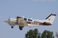N530M @ KOSH - Beech 95-B55 Baron (T42A)  C/N TC-687 , N530M