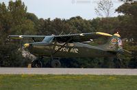 N170VW @ KOSH - Cessna 170B  C/N 20656, N170V