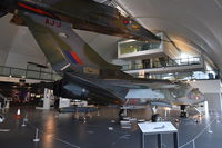ZA457 @ RAFM - On display at the RAF Museum, Hendon.