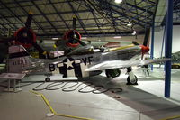 N51RT @ RAFM - On display at the RAF Museum, Hendon.