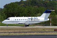 N848CC @ KPDK - N848CC   Canadair CL.604 [5660] (Gama Aviation) Atlanta-Dekalb Peachtree~N 18/04/2010