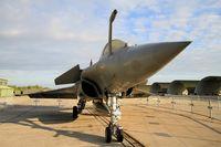 27 @ LFSI - Dassault Rafale M, Static display, St Dizier-Robinson Air Base 113 (LFSI) Open day 2017 - by Yves-Q
