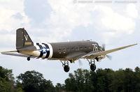 N3239T @ KOSH - Douglas DC3C-S1C3G (C-47A-65-DL Skytrain) Tieo Belle  C/N 19054, N3239T