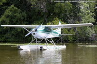 N4354R @ KOSH - Cessna A185F Skywagon 185  C/N 18502937, N4354R