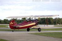 N9048 @ KOSH - Travel Air 4000  C/N 849, NC9048