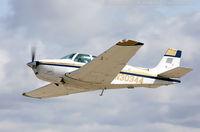 N30344 @ KOSH - Beech F33A Bonanza  C/N CE-1111, N30344