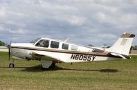 N6055Y @ KOSH - Beech A36 Bonanza 36  C/N E-1503, N6055Y