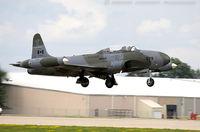 N433RD @ KOSH - Canadair CT-133 Silver Star  C/N T33-579, NX433RD