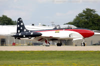 N230CF @ KOSH - Canadair T-33 Shooting Star  C/N 21024, NX230CF