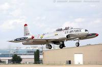 N165KK @ KOSH - Canadair CT-133 Silver Star 3  C/N T33-165, NX165KK