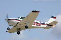 N18381 @ KOSH - Beech F33A Bonanza  C/N CE-732, N18381
