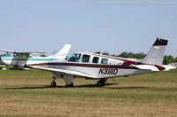 N3111D @ KOSH - Beech A36 Bonanza 36  C/N E-2874, N3111D