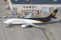 N166UP @ KRFD - Airbus A300F4-622R