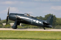 N2209 @ KOSH - Grumman F8F-1B Bearcat  C/N 122095, N2209