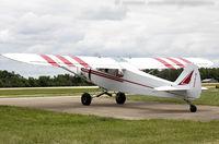 N14309 @ KOSH - Piper PA-18-150 Super Cub  C/N 18-7409073, N14309