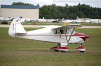 N3165Z @ KOSH - Piper PA-22-150 Tri-Pacer  C/N 22-7116, N3165Z