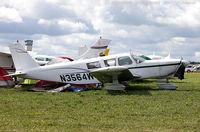 N3564W @ KOSH - Piper PA-32-260 Cherokee Six  C/N 32-454, N3564W