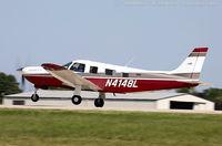 N4148L @ KOSH - Piper PA-32R-301T Turbo Saratoga  C/N 3257084, N4148L