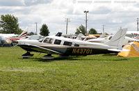 N43701 @ KOSH - Piper PA-32-300 Cherokee Six  C/N 32-7440139, N43701