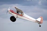 N4428Z @ KOSH - Piper PA-18-150 Super Cub  C/N 18-8766 , N4428Z