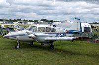 N6918D @ KOSH - Piper PA-23-160 Apache  C/N 23-2038, N6918D