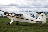 N7743D @ KOSH - Piper PA-22-150 Tri-Pacer  C/N 22-5422, N7743D