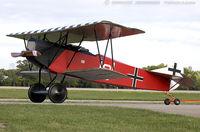 N269ZW @ KOSH - Fokker D-VII (replica)  C/N FM-15, NX269ZW