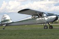 N4033V @ KOSH - Cessna 170  C/N 18380, N4033V