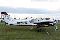 N5053Q - Cessna 310N  C/N 310N-0153, N5053Q