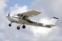 N51186 - Cessna 150J  C/N 15069825, N51186