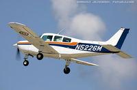 N5226M - Beech C23 Sundowner  C/N M-2014, N5226M