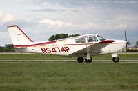 N5474P - Piper PA-24-250 Comanche  C/N 24-531, N5474P
