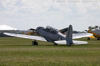 N54822 - Convair BT-13B Valiant  C/N 79-947, N54822